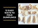 How to wrap dumplings momos 12 Easy Ways I Flavors