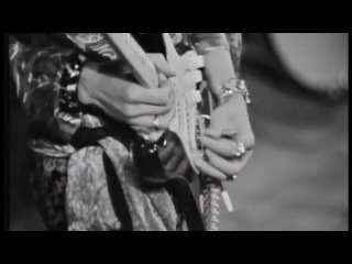 The Jimi Hendrix Experience Live Stockholm, Sweden, 1969 First Show