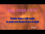 Karaoke For Your Love - The Yardbirds