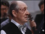 Vladimir Horowitz plays Mozart Concerto No. 23 (1987)