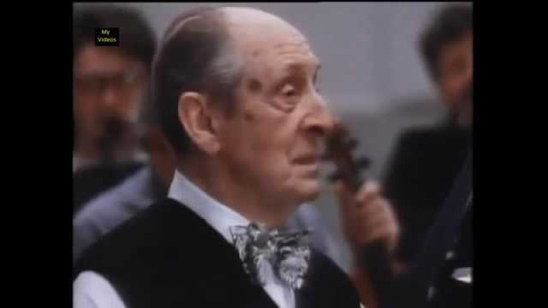 Vladimir Horowitz plays Mozart: Concerto No. 23 (1987)