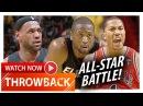 MVP Derrick Rose vs LeBron James & Dwyane Wade EPIC Duel Highlights (2011.03.06) - MUST Watch!