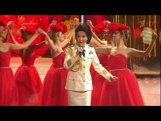 Азиза. Пэн Лиюань — «Ой, цветет калина».Точь-в-точь. Суперсезон. Фрагмент выпуска от30.10.2016
