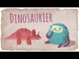 Flunk bei den Dinosauriern - f