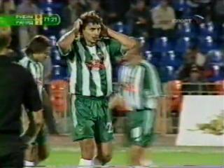 Кубок УЕФА 2004/05. Рубин (Россия) - Рапид Вена (Австрия) - 0:3 (0:2).