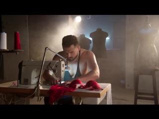 Белорусская реклама нижнего белья