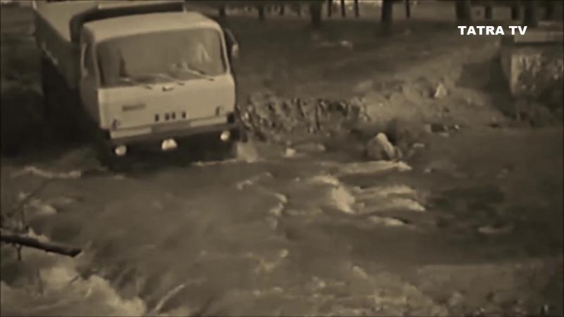 TATRA TV uvádza׃ Dokument z roku 1983 завод Tatra 815 Татра