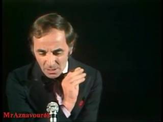 Charles Aznavour - Comme ils disent, 1973