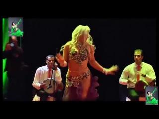 Hot Belly Dance Safinaz - مش صافيناز رقص شرقي مصري 8638