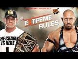 [WWE QTV]☆[Cамці Савців.PPV[Extreme Rules]John Cena  vs Ryback[☆]Екстремальні Правилa[2013]Джона Сины против Райбека]