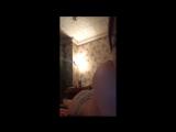 Юная девушка болтает в перескопе [18 +] (совершеннолетняя, teen, голая, сиськи, грудь)