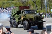 09 мая 2014 - Парад Победы в Самаре-2014