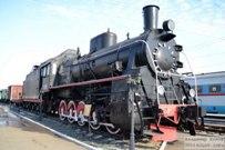 23 марта 2014 - Железнодорожный музей в Самаре