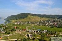 28 июня 2012 - Самарская область: Вид на село Ширяево и штольни
