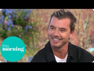 This Morning: Gavin Rossdale Is Hoping to Find the Next Star Singer on the Voice