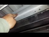 Установка тороидального баллона на 94 литра, на место запасного колеса, под днище автомобиля.