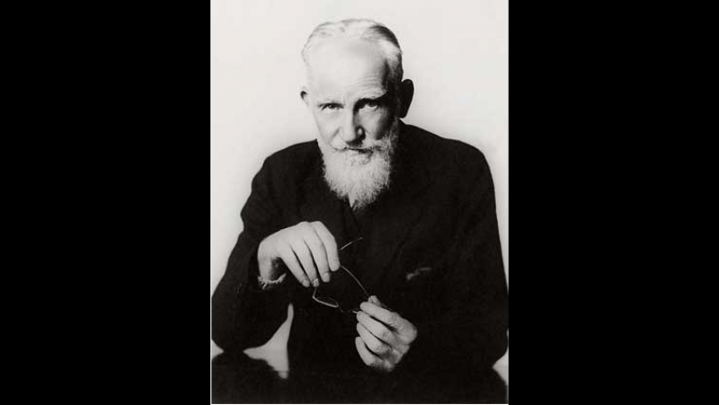 Бернард Шоу _ Bernard Shaw. Гении и злодеи
