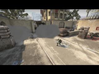 CS:GO. Grenade -3.FromRussiaWithLove by OGONEK