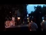 Симферополь концерт вечером посвящённый Дню государственного флага 22 августа 2017
