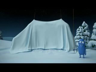 Новогодний клип для CLIO. Детские съёмки