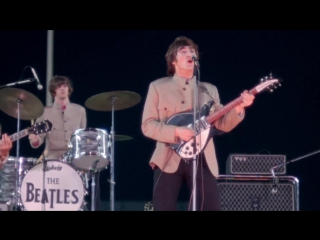 The Beatles - Dizzy Miss Lizzy (Live)