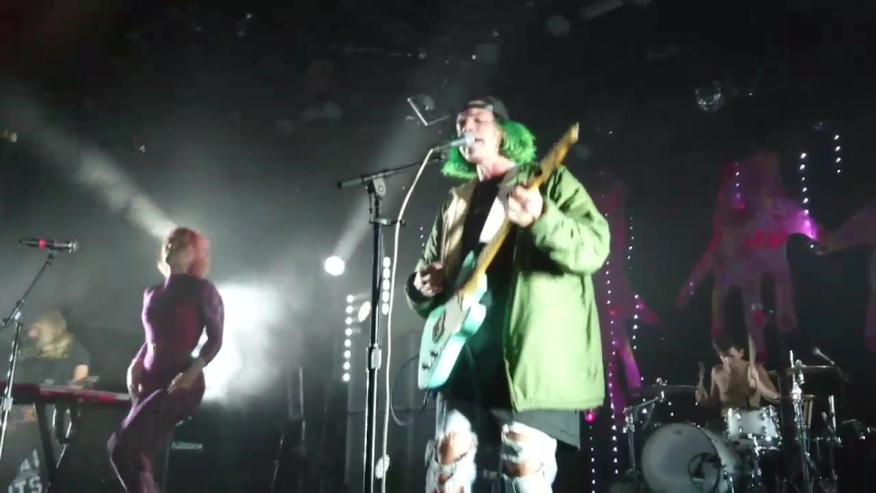 Grouplove - Itchin on a photograph live