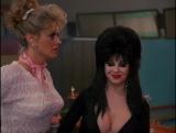 Эльвира Повелительница тьмы (Elvira Mistress of the Dark) 1988 Женский голос (как в кинотеатре)