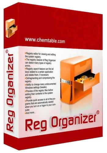Reg Organizer 7.80 Final (2017) PC | + Portable / RePack & Portable by KpoJIuK / by elchupakabra скачать торрент