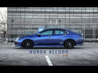 Acura TSX Mugen in 4k / Honda Accord CU