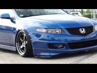 TSX Static Camber