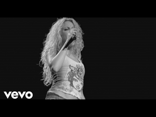 Shakira - Rules (from Live Off the Record)