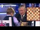 3 летний шахматист Миша Осипов против Анатолия Карпова Разбор партии Осипов Карпов