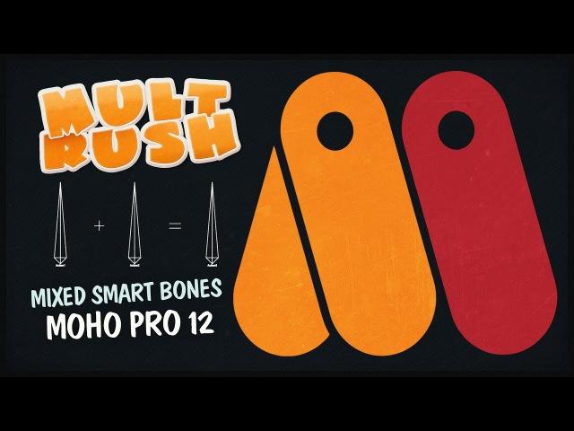 Миксы Умных Костей в Moho12 (Mixed Smart Bones)