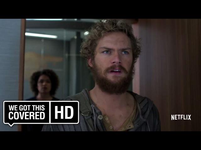 "Marvel's Iron Fist Season 1 ""I Am Danny Rand"" Featurette [HD] Jessica Henwick, Finn Jones, Lewis Tan"