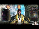 (Blade &amp Soul) Warlock KR PVP 24 Silver to Platinum