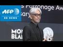 坂本龍一さん次世代育成に評価、「音楽は共通言語」Japan's Ryuichi Sakamoto receives arts patronage award