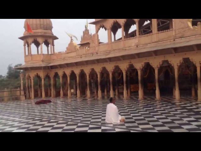 Shriji RadhaRani Mandir Live From, Barsana, Mathura India