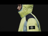Stone Island_Ice Jacket Resin-T Shell Down