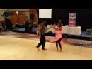 Motion City Salsa Congress Birmingham 2016: Int/Adv shines turn patterns On 2 - Terry Cecile