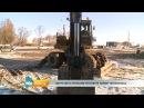 РЕН Новости Псков 29 11 2016 Место Ив на Рижском проспекте займет теплотрасса