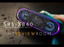Sony SRS-XB40 Extra BASS - REVIEW