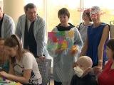 Евгений Куйвашев и Чулпан Хаматова определили план совместной работы по помощи тяжело больным детям