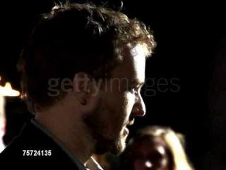 Heath Ledger Pre-Bafta 2006