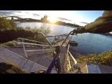 GoPro BMX STREET #4 - ЧОКНУТЫЙ РУССКИЙ (Дима Гордей)
