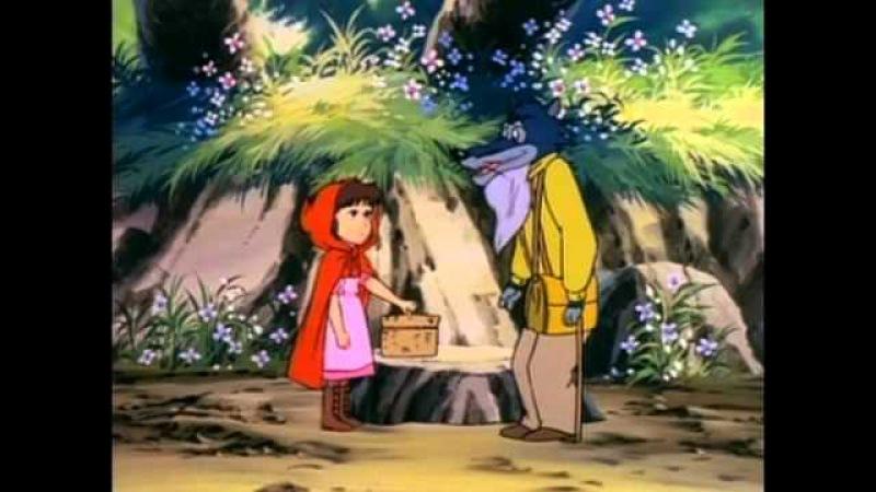 Le petit chaperon rouge film animation complet