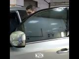 Делимся с Вами видео 🚘 Lexus LX570, установили на него автоматическую тонировку, оценивайте!↪ Следите за нами!😉 Share your vide
