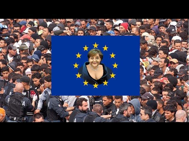 Rassenvermischung - Sturm auf Europa - Schlafschafe aufwachen!