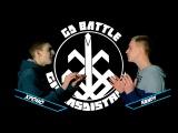 Gidras District Battle #1 Хроно VS RANDY
