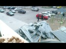 Тараздағы дауыл жаңа тұрғын үйлердің сапасын әшкере қылды