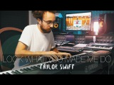LOOK WHAT YOU MADE ME DO - Taylor Swift (Piano Cover) - Costantino Carrara